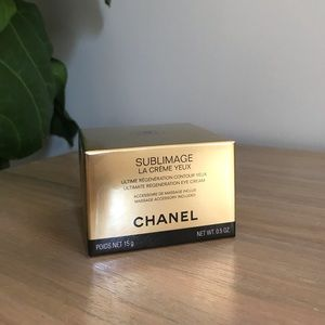 Chanel Sublimage Creme Yeux